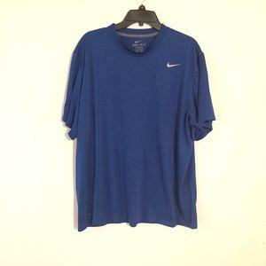 Nike Dri Fit Short Sleeve Shirt Size XXL
